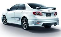 Toyota Altis 2013